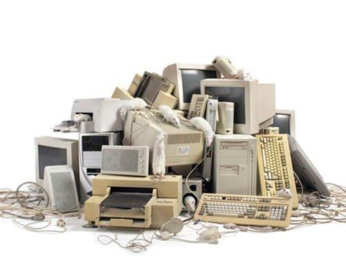 Reciclar la tecnología